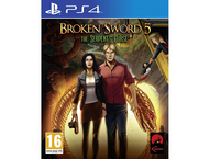 Игри Broken Sword 5 The Serpent's Curse | PS4