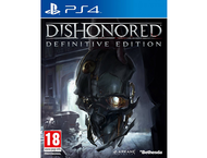 Игри Dishonored: Definitive Edition | PS4