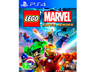Игри LEGO Marvel Super Heroes | PS4